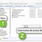 Envía archivos rápidamente a Google Drive