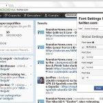 Cambia la tipografía de las webs por las que navegas