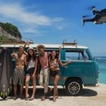 DJI lanza su nuevo dron ultraligero Mavic Air