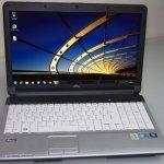 Fujitsu Lifebook A530, portátil apto para profesionales