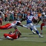 Los jugadores de la NFL se equipan con chips para mejorar el espectáculo