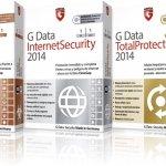 Llegan las versiones 2014 de las soluciones de G Data
