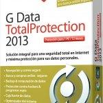 Ganadores de las 5 unidades de G Data TotalProtection 2013
