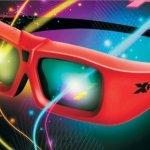 Gafas 3D universales compatibles con todos los televisores