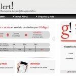 GoAlert!, una startup española para buscar objetos perdidos