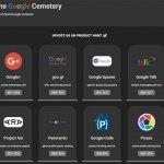 Google ya tiene su propio cementerio