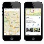 Los mapas de Google para iPhone baten record de descargas