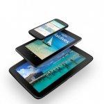Google presenta un smartphone y dos tabletas Nexus