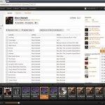 Grooveshark, una aplicación con un estupendo catálogo musical