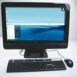 All in One  para entornos de trabajo HP Compaq Elite 8200
