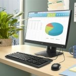 HP presenta su primer zero client con pantalla microbordes