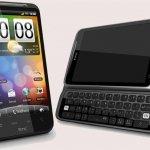 HTC Desire HD y Z, en exclusiva con Vodafone