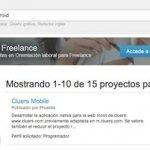 InfoJobs presenta un nuevo espacio para freelance