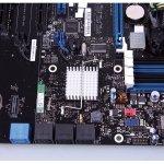 Intel DP55KG Extreme, buena construcción