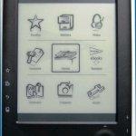 Lector de e-books Inves Wibook, ligero y sencillo