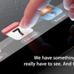 Apple presentará el nuevo iPad 3 el próximo 7 de marzo