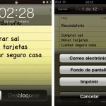 Consigue recordatorios eficaces en el iPhone