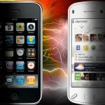 iPhone 3GS vs Nokia N97