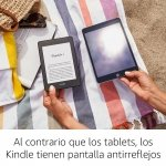 Amazon renueva el Kindle