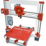 Cooking Hacks lanza una impresora 3D para montar en casa