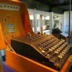 Máquinas de cifrado claves para el desenlace de la II Guerra Mundial