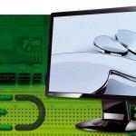 La tecnología LED llega a los monitores