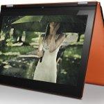 Lenovo IdeaPad Yoga 13, convertible con bisagra de 360 grados
