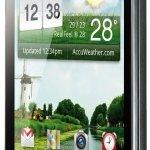 LG Optimus Black, la pantalla más brillante