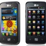LG presenta el smartphone Optimus Hub, basado en WiFi