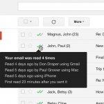 Cómo saber si un destinatario ha leído tu correo electrónico