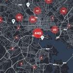 Vocativ Social Map: sigue lo que pasa en Baltimore o Nepal en directo