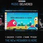 Kim Dotcom prepara MegaBox, un Megaupload musical