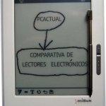 Lector de e-books Wolder Mibuk 6.2 Touch Wifi
