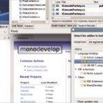 MonoDevelop versión 1.0: libre y multiplataforma