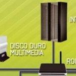 Monta una red multimedia en casa