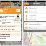 Elige la mejor ruta en transporte público con la app Moovit