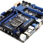 Placa base para Ivy Bridge MSI Z77A-GD65