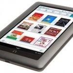 Nook Tablet, el rival del Kindle Fire de Amazon