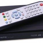 NPG DHT 328MP: televisión en HD