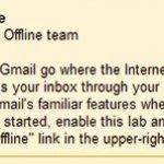 Offline Gmail: Más allá de Gmail