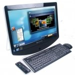 PC compacto Packard Bell oneTwo L5851 con unidad Blu-ray