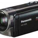Panasonic HDC-SD90, videocámara compatible con lentes 3D