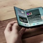 Las pantallas plegables, la gran novedad del año 2016