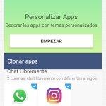 Cómo usar dos cuentas de Whatsapp en un mismo móvil
