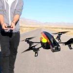 Parrot muestra el nuevo cuadricóptero AR.Drone 2.0