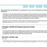 PayPal niega su servicio a WikiLeaks