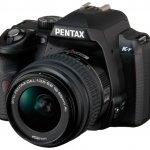 Pentax K-r, cámara réflex de elevada sensibilidad