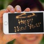 Cinco aplicaciones para felicitar el Año Nuevo de forma original