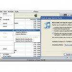 Realiza una copia de seguridad de iTunes