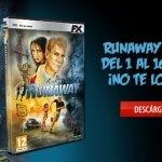 Descarga gratis el juego Runaway - A road adventure